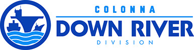 colonna down river division logo
