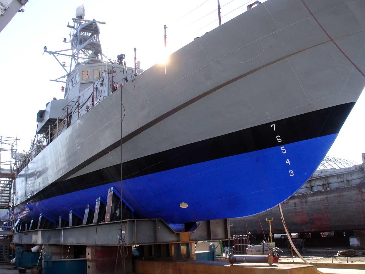 USS Monsoon (PC 4)