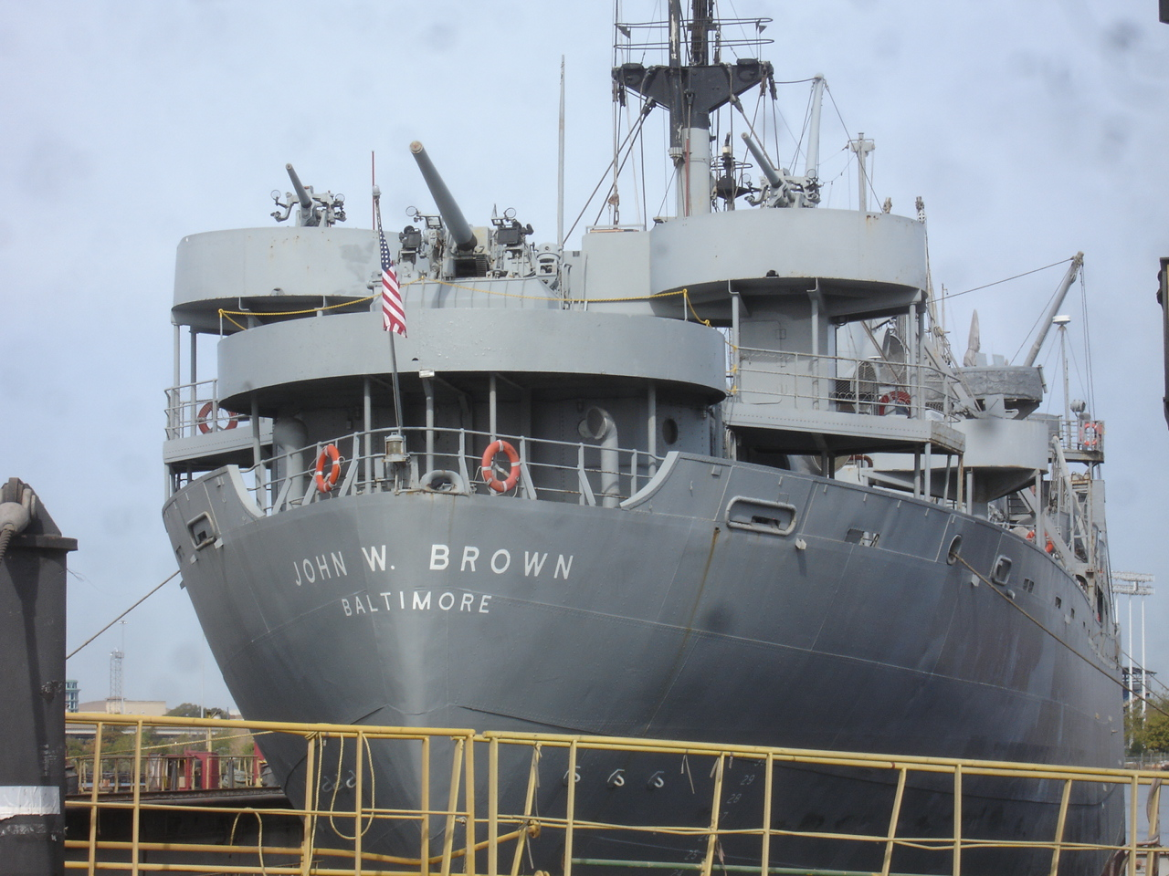 USS John W. Brown