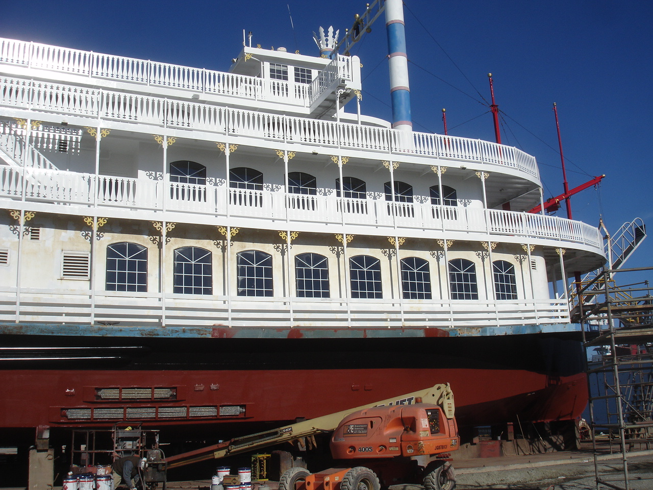 MV Liberty Belle